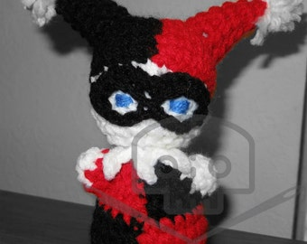 Batman - Inspired Harley Plush
