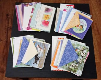 13 Assorted Birthday Cards