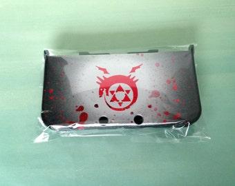Fullmetal Alchemist (Brotherhood) Custom 3DS Hard Case