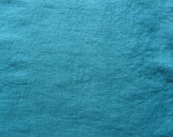 Fabric - 100% Linen - Teal