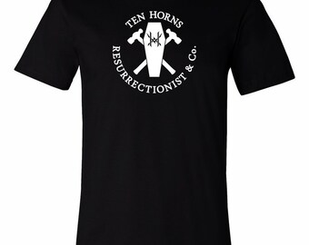 Ten Horns Resurrectionist & Co. Shirt
