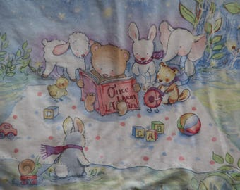 Baby Quilts Baby Bear and Friends