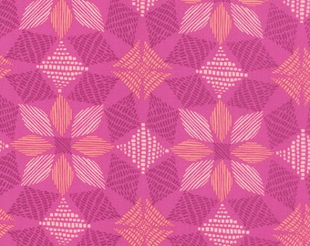 Canyon - Basket in Amethyst by Kate Spain for Moda Fabrics