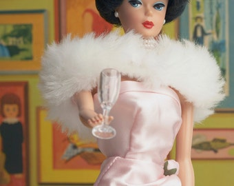 Dinner Party Barbie Fine Art Photograph