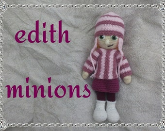 TUTORIAL of the doll EDITH of minions