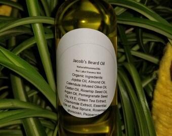 Jacob's Beard Oil