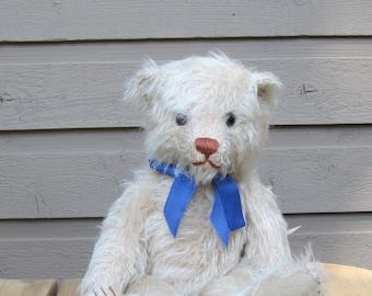 Erich, German Mohair, Pyschny Artist Bear by Bear By Bear