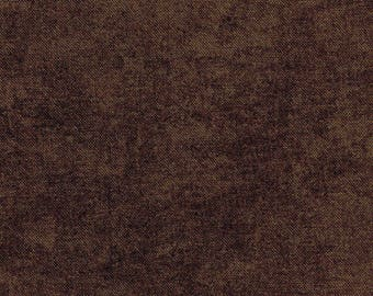 Shadowplay Milk Chocolate 513-A12 Maywood Studio Cotton Fabric Yardage