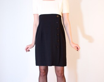 TAILORED MOD DRESS