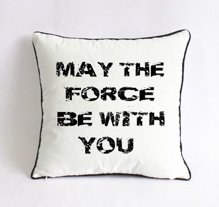star war pillow case-decorative throw pillow-boyfriend gift