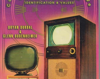 Collector's Guide to Vintage Televisions: Identification and Values by Bryan Durbal, Glen Bubenheimer