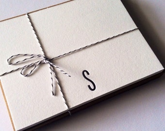 Custom Letter S