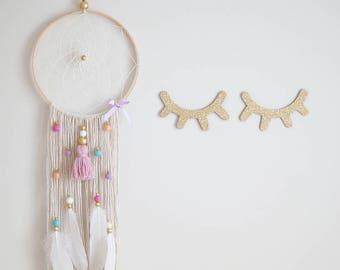 BOHO Dream Catcher // Pastel Bling