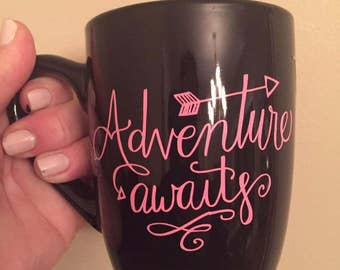 Adventure Awaits - Mug