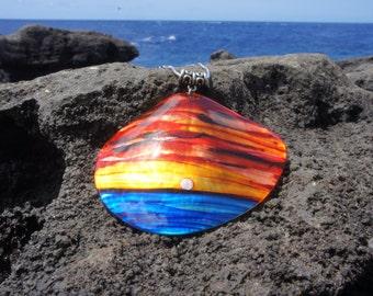 Hawaiian Sunset Necklace