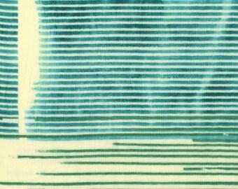 Nani Iro Kokka Japanese Fabric Saaaa Saaa rondo - tsumuji - 50cm
