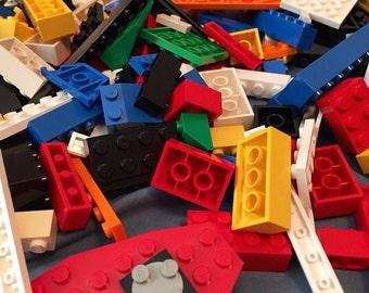 LEGO bulk Lego 200 Bricks -random assortment - LEGO awesome building bricks