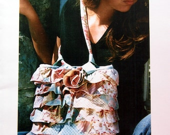 The Trixie Bag By Purse Stringe Sewing Pattern Packet 2005
