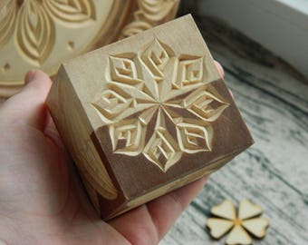 Jewelry Box Rustic Ring Box 5th Anniversary Wedding Gift Basswood Ring Storage Wooden Box