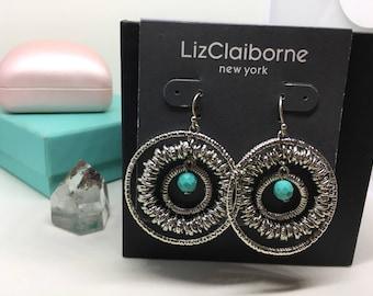 Liz Claiborne dangle earings