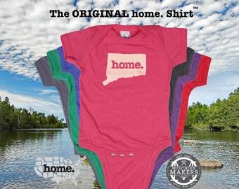 Connecticut home Baby Bodysuit