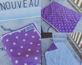 Changing mat Nomad stars, purple...