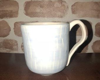 Frosted Mug, Handmade