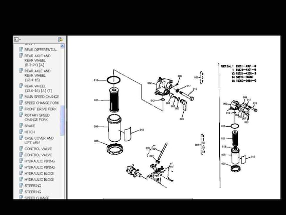 D5100e Kubota Tractor Starter Wiring Diagrams - Schematic And Wiring on