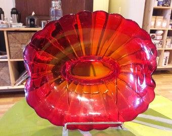 Benton Glass Platter
