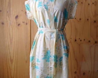 Oriental Pacific Style Summer Robe