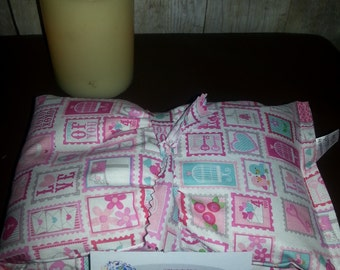 Hot/Cold Lavender Heating Pad
