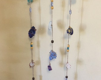 Rustic wind chimes