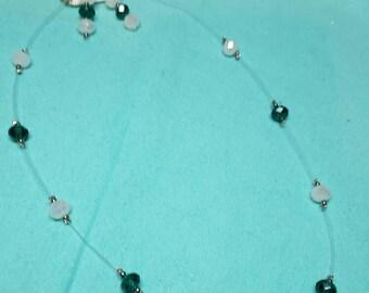 Floating necklace set