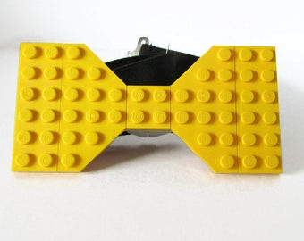 Bowtie for Uncle Free Style Bow Tie Yellow Bowtie Plastic Bowtie Bowtie for Dad Gift Graduation Bowtie Funky Bow Tie Teachers Bowtie Nerdy
