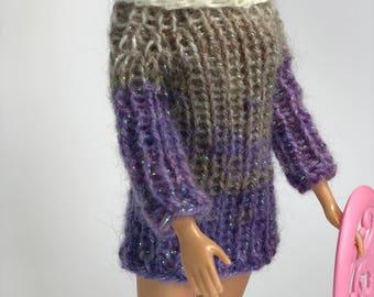 Mini Dress for Barbie