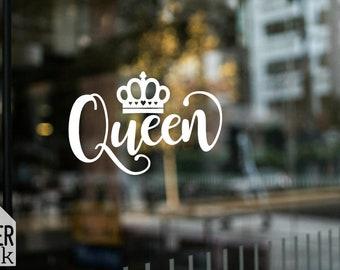 Queen decal | Car decal | car sticker | vinyl
