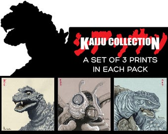 Kaiju Collection Series One