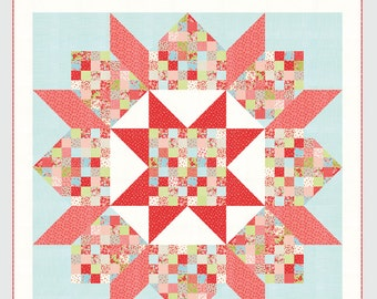 Patchwork Swoon pattern by Thimble Blossoms (TB200)