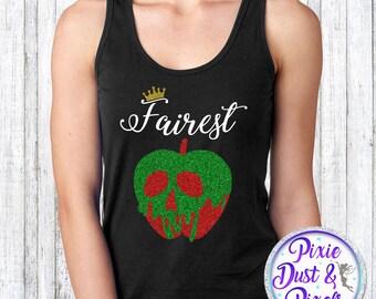 Evil Queen Inspired Fairest Poison Apple Shirt