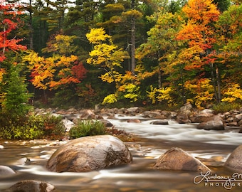 "New Hampshire Photo | ""Swift River View"" 