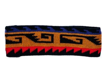 Vintage 80s Obermeyer Ski Headband