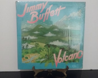 Jimmy Buffett - Volcano - Circa 1979
