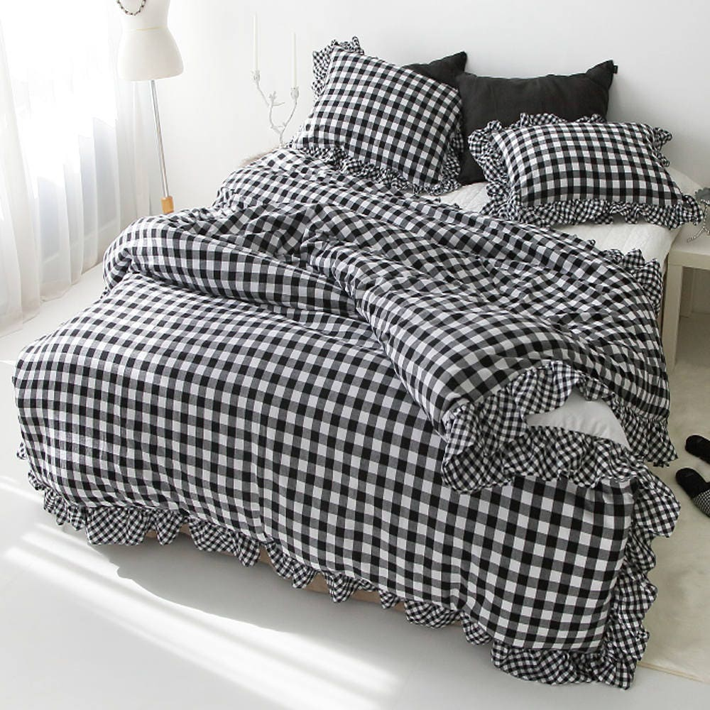 reversible also pin great cover at bedding and sheets this in kids duvet pink gingham