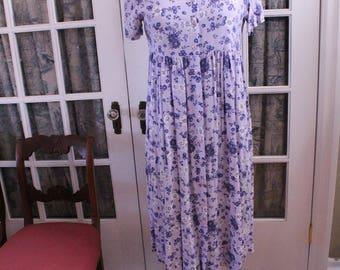Gloria Vanderbilt Summer Dress-Plus Size