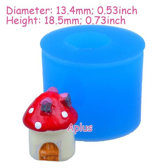 Stampo in silicone fyl363 185 mm 3d casa fungo per muffa - Muffa in casa nuova ...