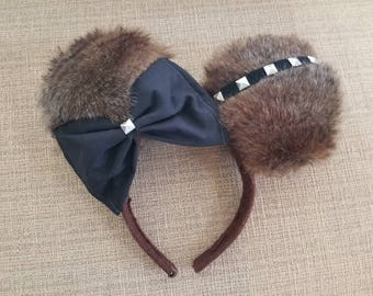 Disney Ears- Chewbacca Star Wars