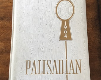 The Palisadian, 1964 Palisades High School Year Book (with Supplement), Kintnersville, PA