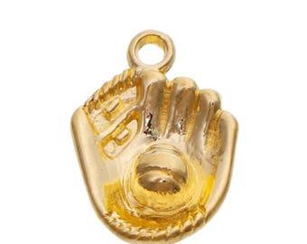 ONE (1) Baseball Glove Charm