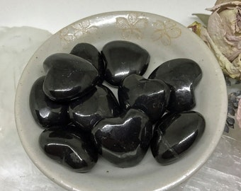 Tumbled Shungite  - The Stone for Purification and Grounding