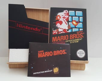 NES Super Mario Bros - Replacement Box NO Game Included
